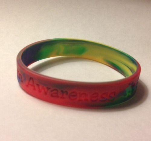 Child Autism Awareness Silicone Bracelet