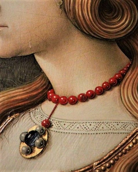 Magdalena by Carlo Crivelli ~ETS #paintingdetail