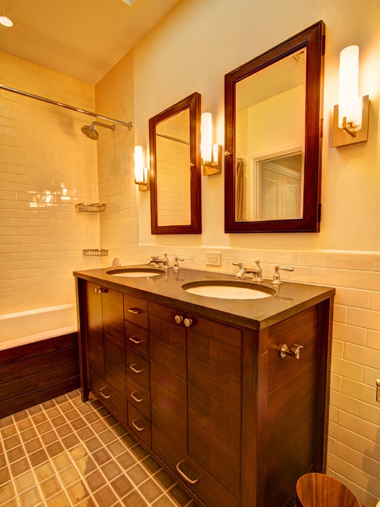 Bathroom Craftsman Interior Design Home Design Pinterest