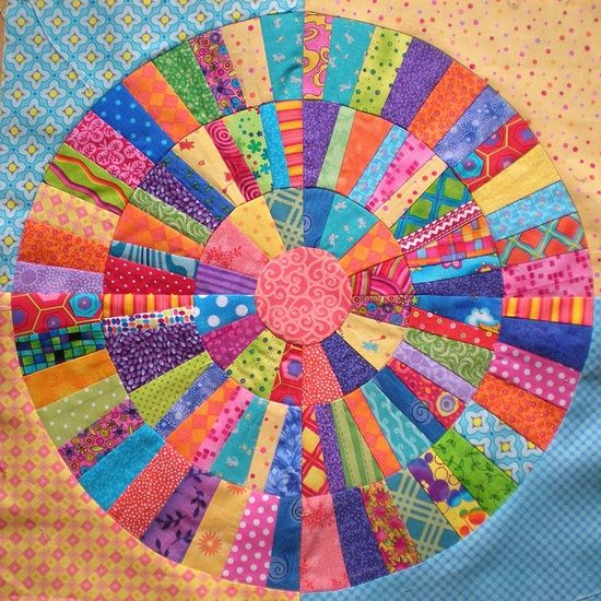 17 Best Images About Wagon Wheel Quilts On Pinterest