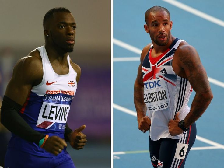 British sprinters James Ellington and Nigel Levine have been seriously injured in a road traffic accident in Tenerife, British Athletics said on Wednesday.