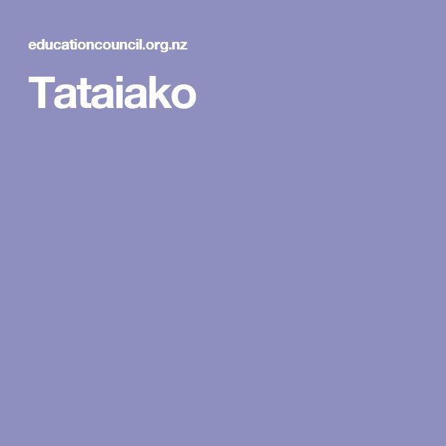 The purpose of this resource is to provide teachers with information, prompts and questions to stimulate thinking and discussion about their current practice and how responsive that practice is to the specific learning and cultural needs of Māori learners. Excellent for an RTLB to share with teachers they are working with