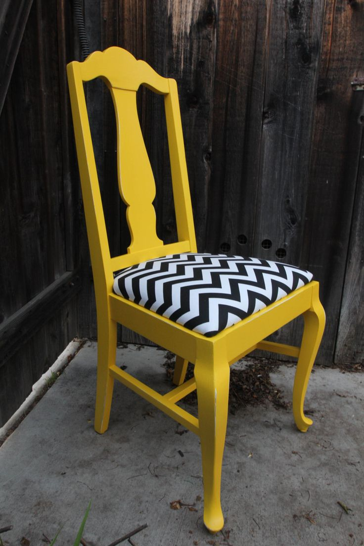 Queen anne chair history - Queen Anne Style Yellow Chair