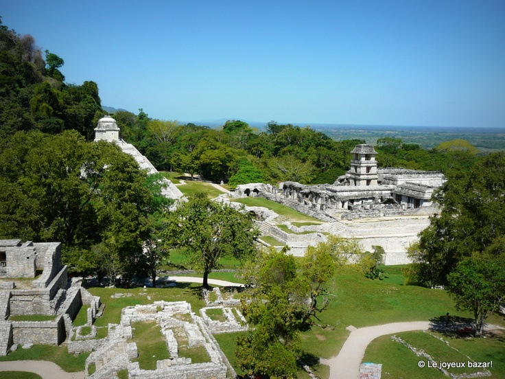 Palenque-Mexique