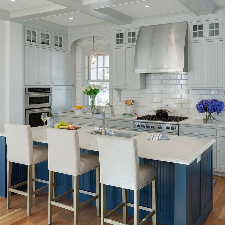 17 Best Ideas About Kitchen Island Table On Pinterest: 17 Best Ideas About Blue Kitchen Island On Pinterest