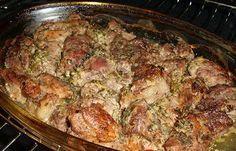 Bravčové mäso v marináde - bylinky a  smotana ----Die besten Rezepte müssen nicht unbedingt kompliziert sein. Hiermit haben wir ein super einfaches Rezept für zartes Schweinefleisch in Sahnemarinade … Continued