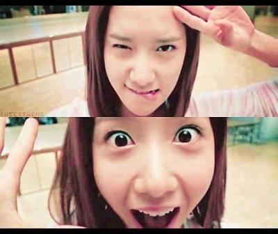 Yoona heheheh