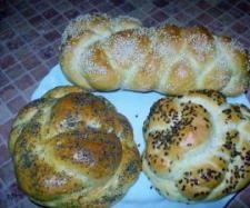 Przepis Challah - chleb zydowski przez veronicab71 - Widok przepisu Chleby &…