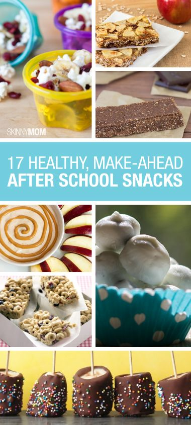 Make these ahead of time! Pinned by Pathways to Positive Parenting, come visit our site. http://www.pinterest.com/pathways2pp/