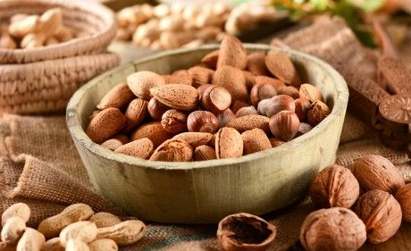Nüsse gegen Krebs