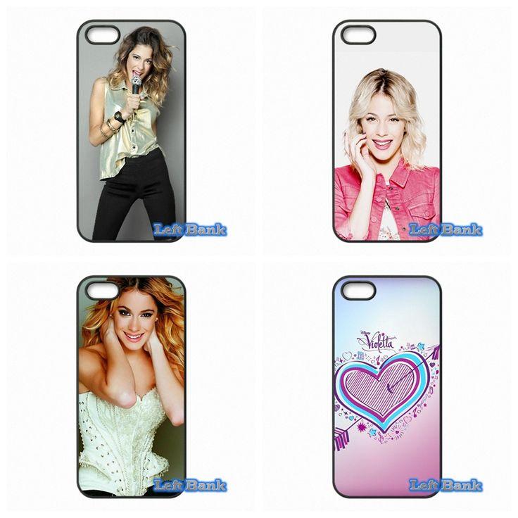 Coque Violetta Martina Stoessel Hard Phone Case Cover For Huawei Ascend P6 P7 P8 Lite P9 Mate 8 Honor 3C 4C 6 7 4X 5X G7 G8 Plus