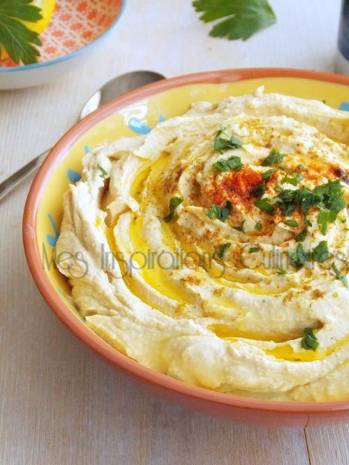 hoummous dip libanais