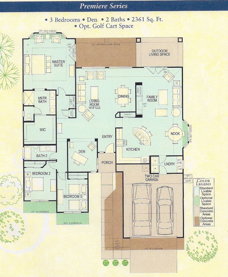 Make dining all lr and family room all dining switch the What is wic in a floor plan