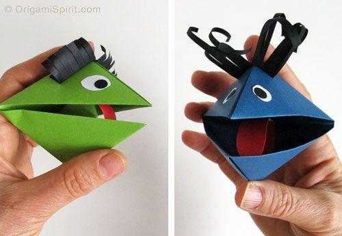 puppet-origami