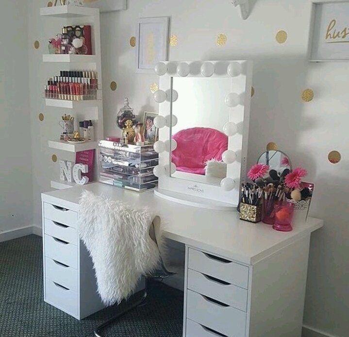 Teen Room Decor Idéias para as meninas para mostrar alguns personalidade www.futuristarchi …..