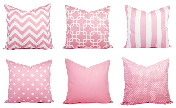 Hey, I found this really awesome Etsy listing at https://www.etsy.com/listing/159480588/two-baby-pink-pillow-covers-20-x-20-inch