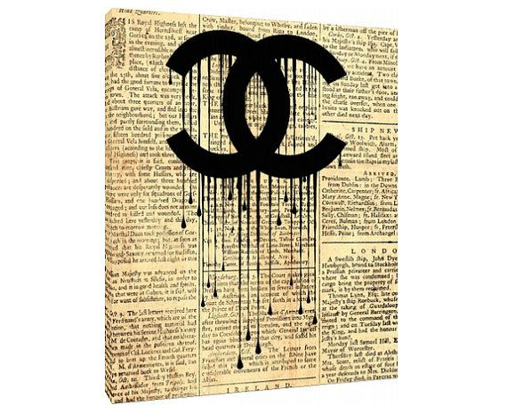 Chanel Book Cover Printable : Images about chanel on pinterest wall art