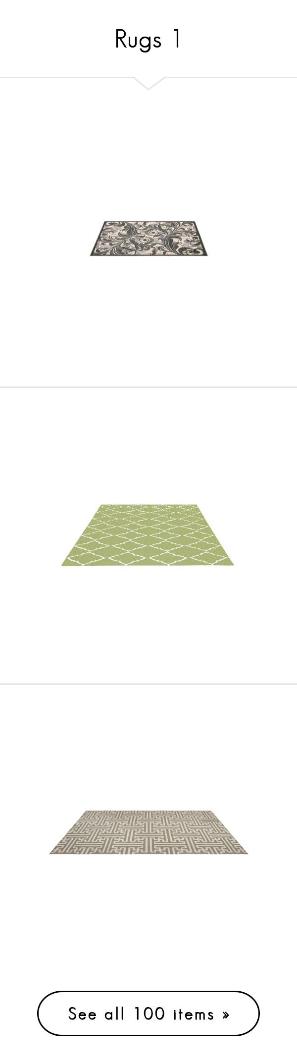 """""""Rugs 1"""" by thalassy ❤ liked on Polyvore featuring rugs, home, flat woven area rugs, mint green rug, wool rugs, light green area rug, flatwoven rug, floors, tapetes and flatweave rugs"""