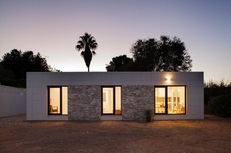 Casas modernas por casas inhaus moderno in 2020 Build