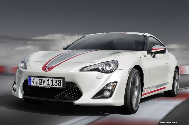 New Toyota GT86 Cup Edition gets Racing Stripes, Alcantara Interior and a VIP Ticket to the 'Ring - Carscoops