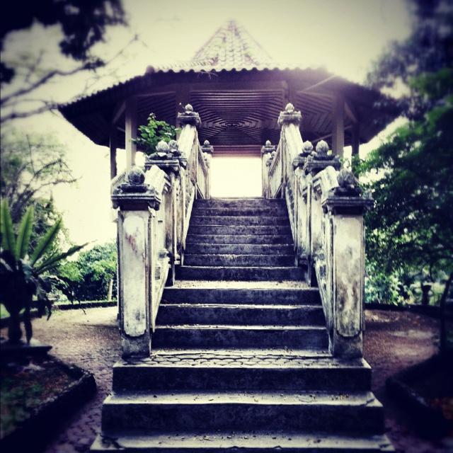 Bukit siguntang, Palembang, Indonesia.