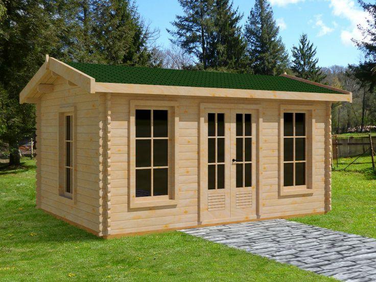 les 24 meilleures images propos de abris chalet en bois sur pinterest chalets bungalows et euro. Black Bedroom Furniture Sets. Home Design Ideas