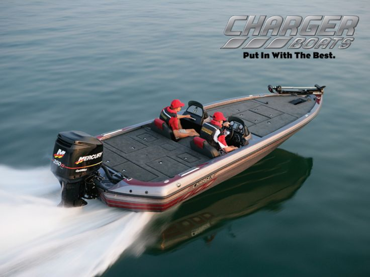 New 2012 Charger Boats 596 Bass Boat Photos- iboats.com