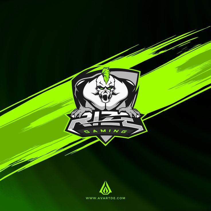 logo re-design for rize.pro  #logoanimated #esport #esportlogo #gamingteam #gamer #zombie #avartde #gamingteamlogo #zombielogo #monsterlogo #rizepro #rizegaming #sportbranding #esportbranding