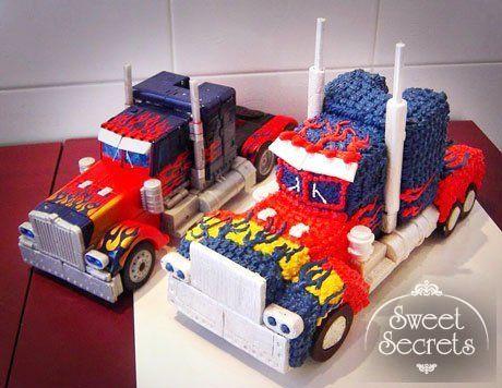 transformerd+birthday+caked | Transformers Birthday Cake on Transformers Cakes Transformer Birthday ...