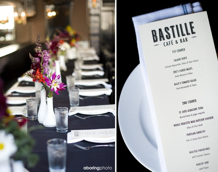 bastille restaurants paris