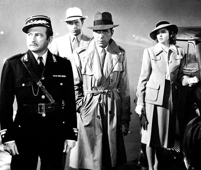 Casablanca - The best piece in my comparative course