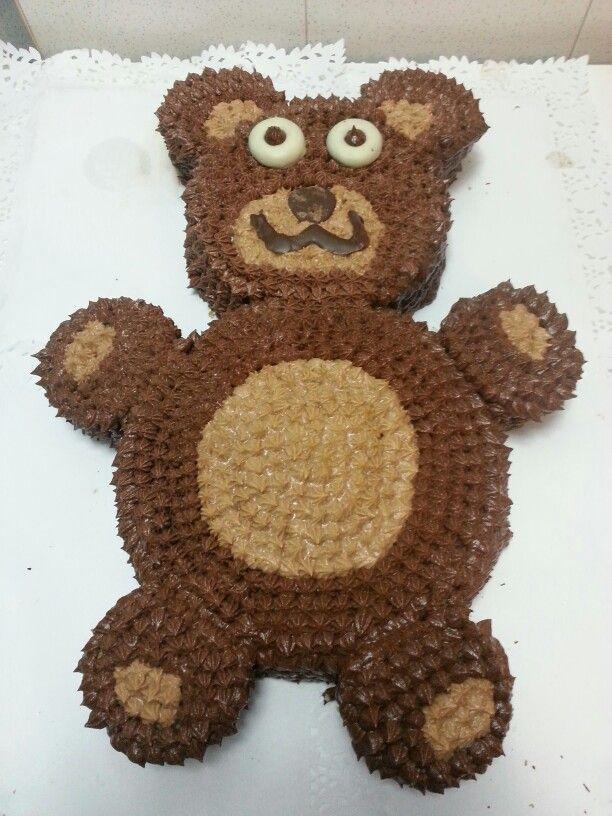 Mi tarta oso