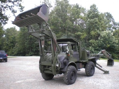 Unimog SEE Tractor For Sale