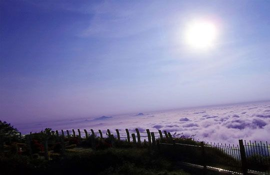 #Experience Nandi Hills just sit back, #relax, and #watch time go by.