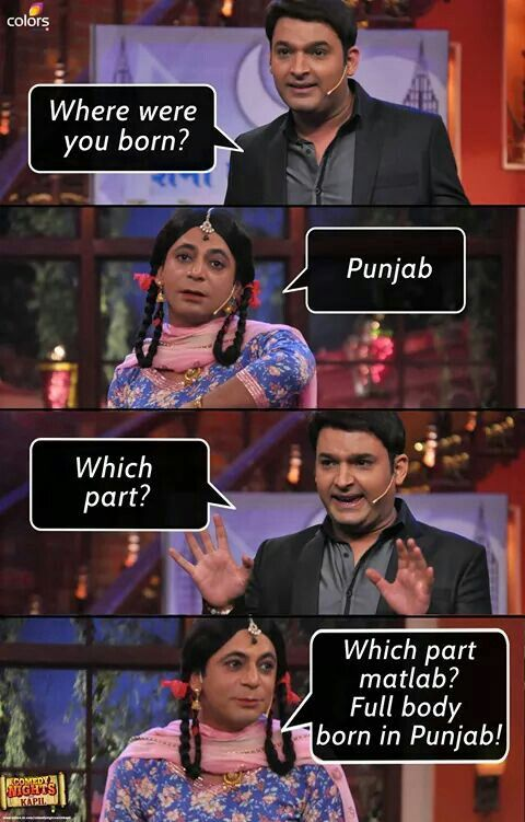 One of the best laughter shows on Indian TV. Comedy nights with Kapil. #Guthi #Kapil