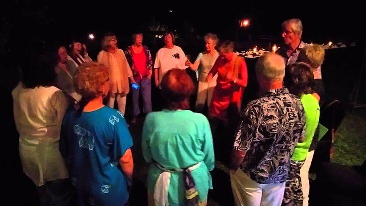 Singing in Sri Lanka with Faith Watson