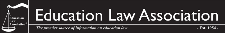 The Education Law Association is a national, nonprofit member association offering unbiased information to its members about current legal issues affecting education and the rights of those involved in education in both public and private K-12 schools, universities, and colleges.