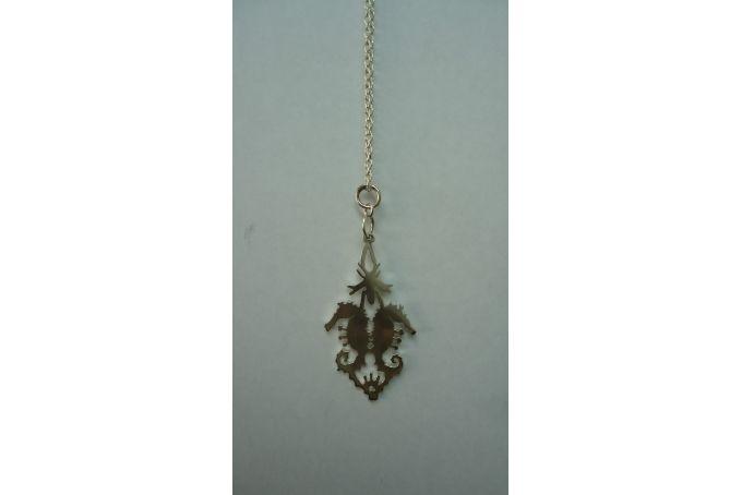 Seahorse Pendant by ew jewels on hellopretty.co.za
