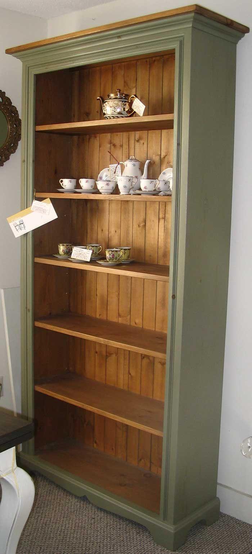 Kate Madison Furniture: Acadia Pear Milk-Paint