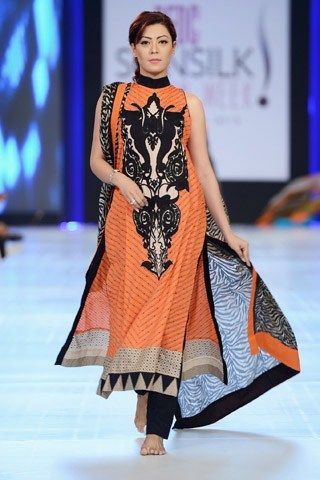 Lakhani Collection At PFDC Sunsilk Fashion Week 2013