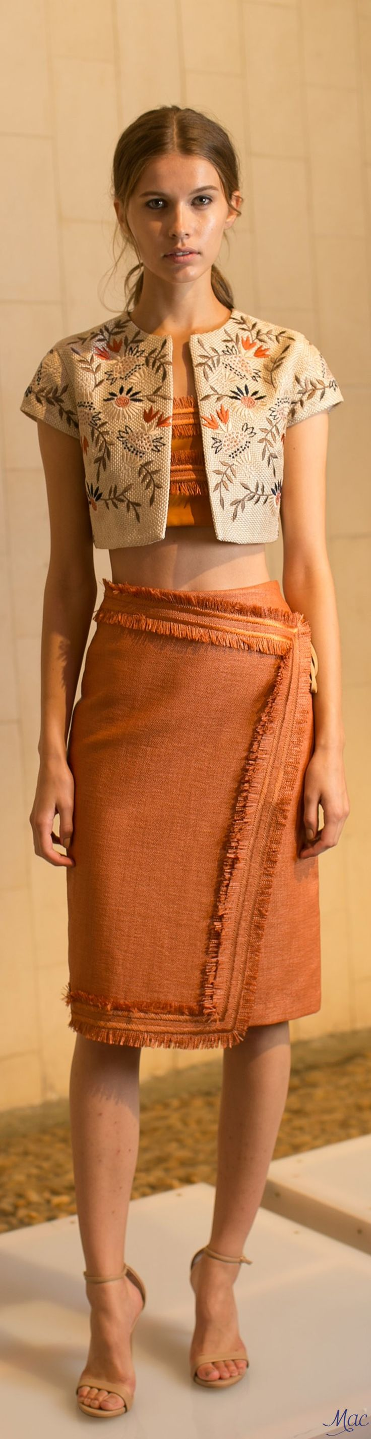 Spring 2017 Ready-to-Wear Josie Natori