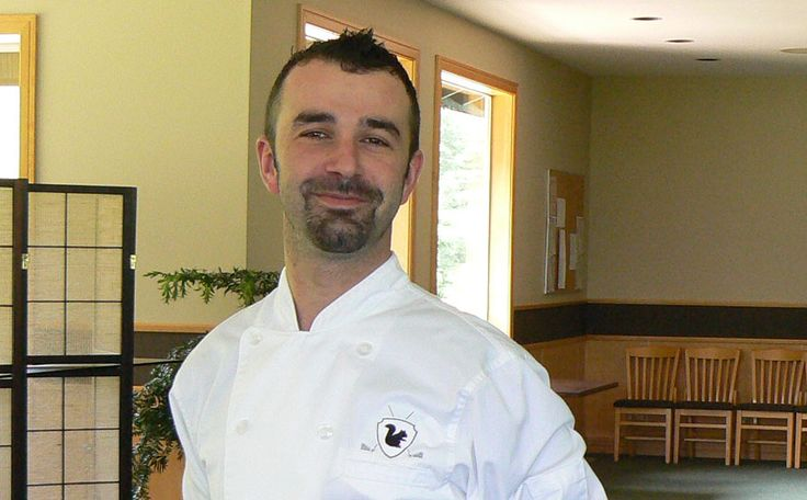 Black Squirrel Magic Executive chef Richard Pierce uses his experience in cooking Asian dishes for the menu of The Black Squirrel in Pemberton.
