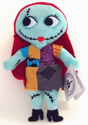 Goth Shopaholic: Get Ready to Squeal at These Adorable Nightmare Before Christmas Toys for Toddlers - Disney Sally Itty Bitty