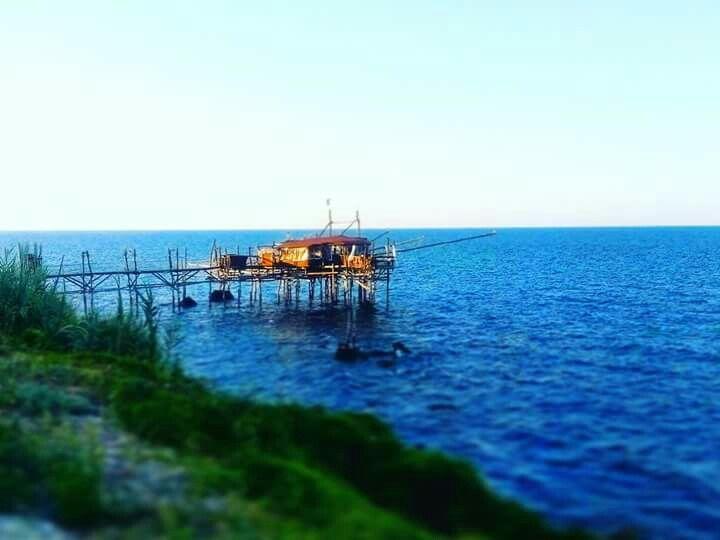 Wandering around the Trabocchi Coast, Abruzzo, Central Italy
