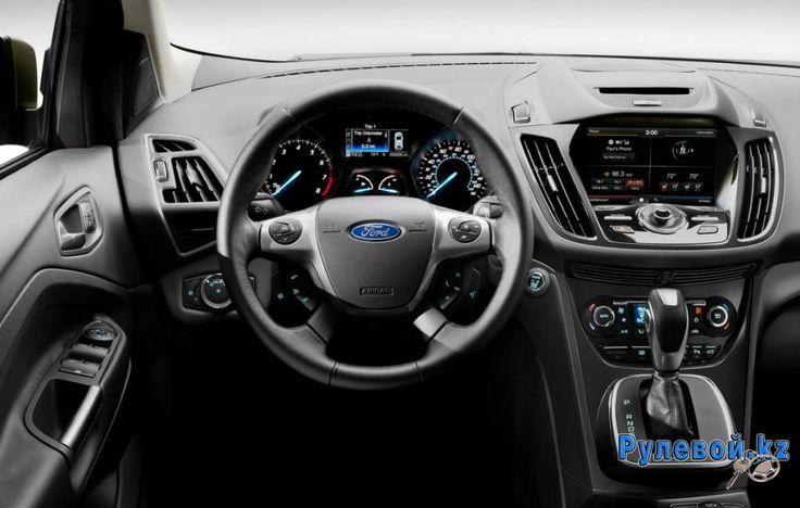 Подробный обзор Ford Kuga