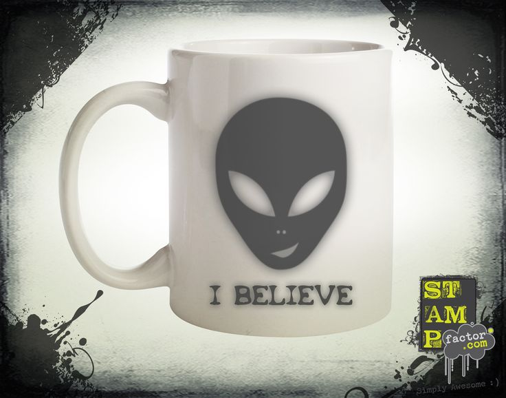 I Believe (Davy's Grey) 2014 Collection - © stampfactor.com *MUG PREVIEW*