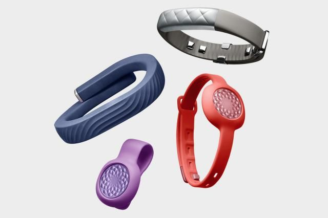 Can a Jawbone UP Activity Monitor Get You Moving More?: Jawbone UP Family of Fitness Trackers - UP24, UP MOVE with clip and wristband, UP3