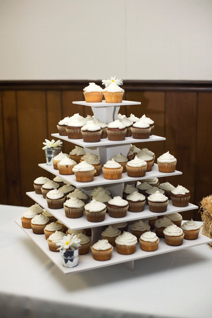 Square Cupcake Tower Display: http://www.thesmartbaker.com/5-tier-square-cupcake-tower/