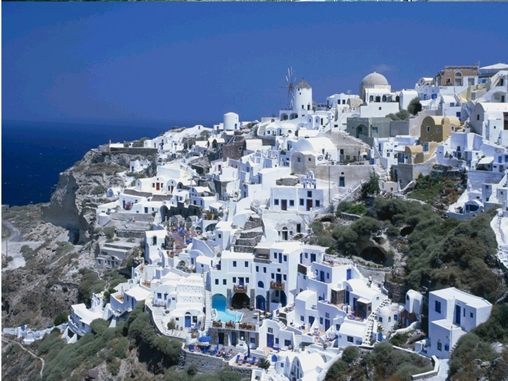 Would love to visit Greece