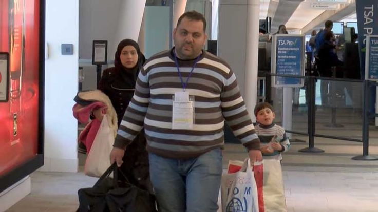 MUST READ -- LOUISVILLE, KENTUCKY Syrians in the UN's pipeline to America, news is coming that the first Syrians are arriving In Kentrucky